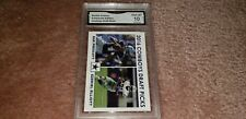 2016 DAK PRESCOTT-EZEKIEL ELLIOTT  ROOKIE FOOTBALL CARD GRADED GEM MINT 10 $$