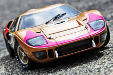 1966 GT40 Ford GT Vintage Race Car 10 Shelby Exotic Sport 1 12 Carousel Pink 18