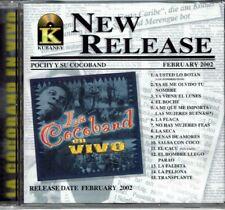 La Cocoband en Vivo   BRAND  NEW SEALED CD