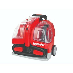 Rug Doctor Portable Spot Cleaner - Red