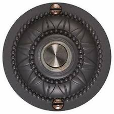 Carlon Oil-Rubbed Bronze Wired Push-Button Door Bell by Thomas & Bett DH1652L