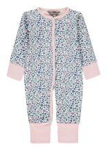 Kanz® Schlafanzug mit  Schutz vor Auskühlung gr. 56 / 1Monat Miniflowers