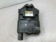 USED PARKER AXIAL HYDRAULIC PUMP PAV 20 RK P4CA
