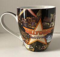 Hollywood California Ceramic Coffee Cup Mug
