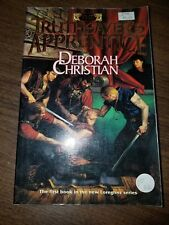 The Truthsayer's Apprentice by Deborah Christian (1999, Paperback, Revised)