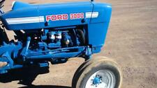 Ford 1965-75 3000 Series Tractors Service Workshop Manual