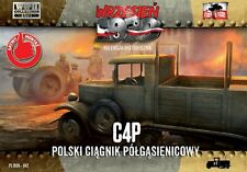 First to Fight 1/72 C4P Polish Halftrack Artillery Tractor # 042