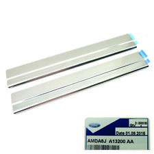 Stainless Sill Scuff Plate Door Trim Genuine Fits Ford Fiesta 2010 - 2017