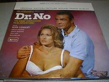 OST - IAN FLEMING's Dr. No - LP Vinyl /// Neu&OVP /// 007 James Bond