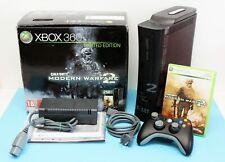 Xbox 360 Elite Konsole Modern Warfare 2 Limited Edition + Controller - in OVP