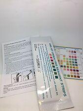 10 X Tira de Parámetros Orina Tiras Análisis de orina prueba (5/10 por Paquete)