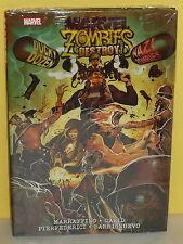 MARVEL ZOMBIES: DESTROY HC - Peter David PIERFEDERICI  Marvel SEALED Howard Duck