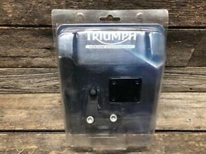 Triumph GPS / Phone Mounting Bracket Kit - NEW - Genuine - A9820012