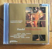 Handel: Arcadian Ducts CD Virgin Veritas Recs