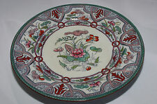 UNIQUE STUNNING BROWNFIELD & SONS C.1884 HANDPAINTED PLATE  SKU16107