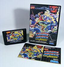 Capitaine America and the Avengers pour Sega Mega Drive-MD jeu Module neuf dans sa boîte