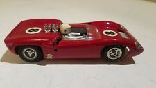 1/24 1/25 vintage LOLA T70 slot car a.m.t. AMT body Custom chassis pactra racing