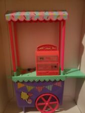 Nuevo carrito de Barbie Sweet Treats Candy Soporte Para Diorama