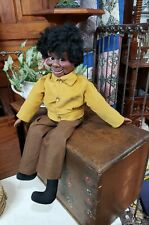 Lester Ventriloquist Puppet 1973 Doll by Eegee Willie Tyler