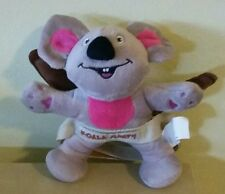Peluche koala boomerang australia pupazzo grigio plush soft toys grey animal