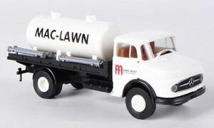 Mercedes L 322, Mac Lawn Spray, 1:87, Brekina