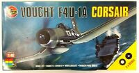 Airfix VOUGHT F4U-1A CORSAIR Model Kit US Navy Carrier 1:48 05106 New Open Box