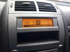 Ecran afficheur multifonction 407 Peugeot Citroen fiat