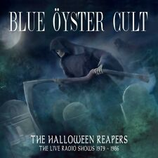 BLUE ÖYSTER CULT - THE HALLOWEEN REAPERS,THE LIVE RADIO SHOWS 1979  2 CD NEW