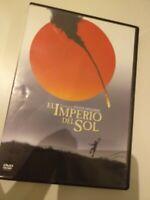 Dvd EL IMPERIO DEL SOL DE SPIELBERG