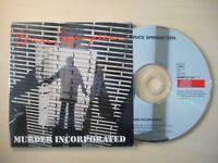BRUCE SPRINGSTEEN : MURDER INCORPORATED *PROMO* [CD SINGLE]