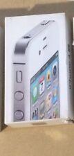 boite iphone 4s vide blanc