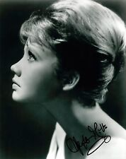 Hayley Mills signed unique 8x10 photo / autograph