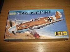 Heller-messerschitt Bf 109 F-kit 1:72