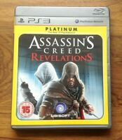 Assassin's Creed Revelations (Sony PlayStation 3) . Free UK Postage