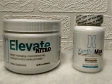 Elevate DOSE Smart NITRO Coffee Tub & XanthoMax Appetite 30 Day (free shippping)