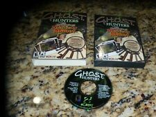 G.H.O.S.T Hunters The Haunting of Majesty Manor (PC, 2007) Mint Game