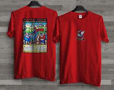 Vtg RARE MAMBO FAITH AUSTRALIAN JESUS REG MOMBASSA, red Size S-2XL T shirt