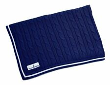 Cable Knit Baby Blanket by Nautica Kids
