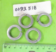 Montesa NOS Cappra Impala Tornillos 4 Count Washer Lot p/n 0093.518  00.93.518
