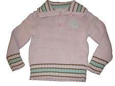 H & M toller Strick Pullover Gr. 104 rosa !!