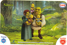 Carte CORA Dreamworks n° 2/112 - SHREK