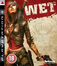Wet PS3 Great Game *in Excellent Condition*