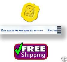 DV6000 DV9000 DV9500 DV9700 KOTL E220709 AWM 20798 80 C 60 V 150 mm Câble Ruban