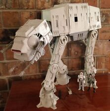 Kenner Power of the Force Star Wars AT-AT Walker w/ Figures -- EX Condition