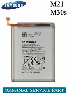 SAMSUNG GALAXY M21 SM-M215F, M30s SM-M307F BATTERY EB-BM207ABY GH82-21263A