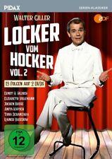 Locker vom Hocker Vol. 2 * DVD Sketch-Comedy-Reihe mit Walter Giller Pidax Neu