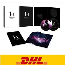 JI CHANG WOOK HISTORY CONCERT 1-1 JISCOVERY DVD 2 DISC+Photobook+ETC JICHANGWOOK