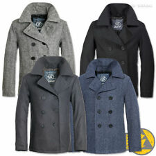 Wool Blend Military Coats & Jackets for Men
