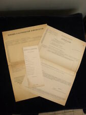 MINISTERE ARMEMENT ET FABRICATIONS 1°GUERRE  ARMEE FRANCAISE