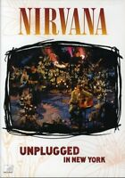 Nirvana - Unplugged in New York [New DVD] Ac-3/Dolby Digital, Dolby, Digital The